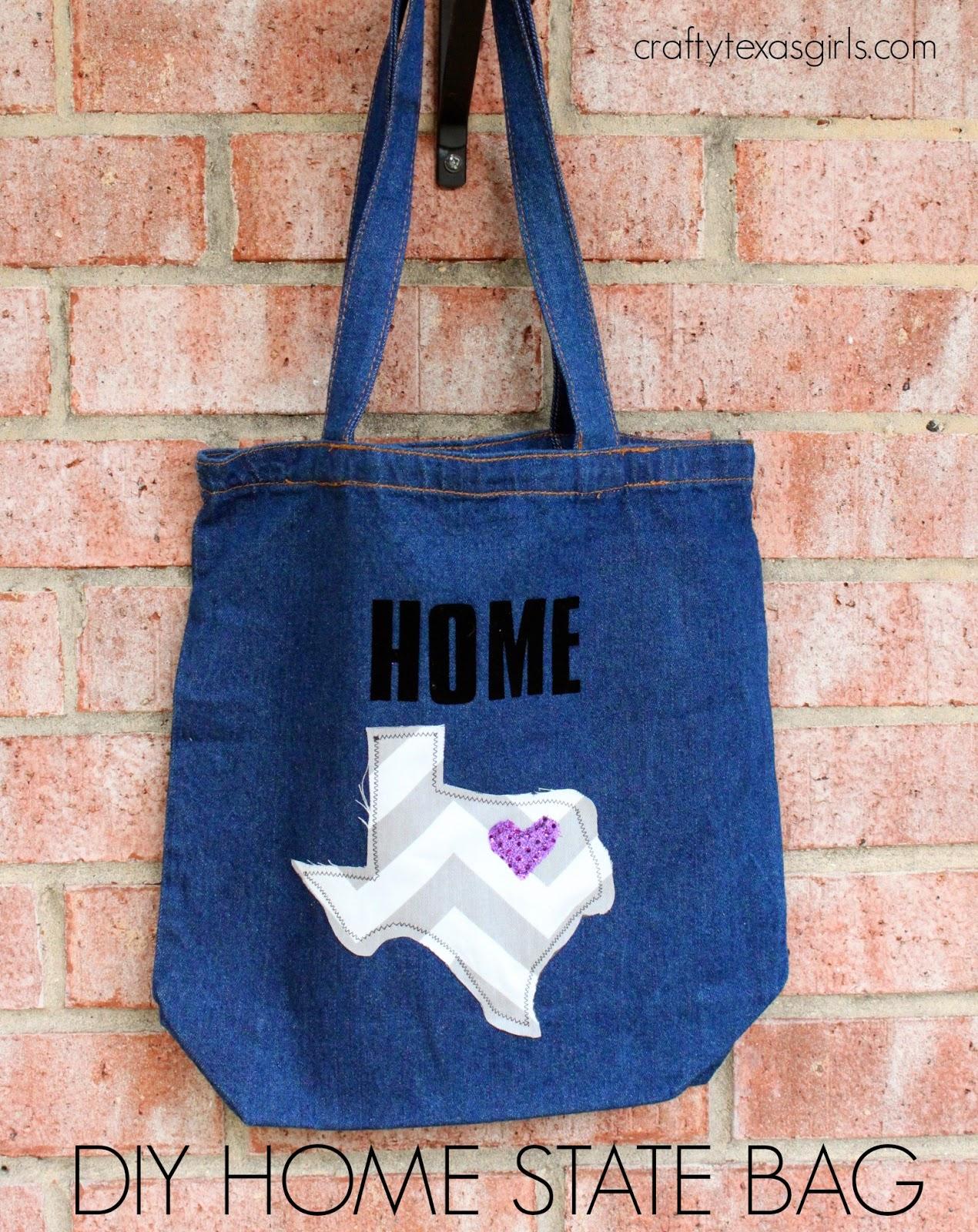 uniforms school diy tote bags little girls. Black Bedroom Furniture Sets. Home Design Ideas