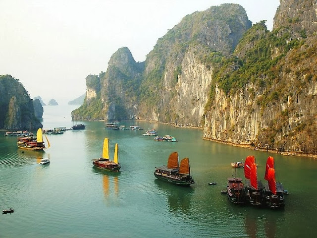 Vietnam's three destinations among top 50 most beautiful places in Asia
