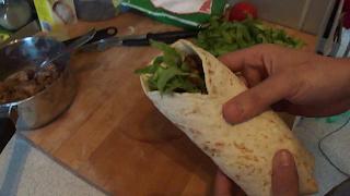 Como fazer tortilhas - Burritos, quesadilhas
