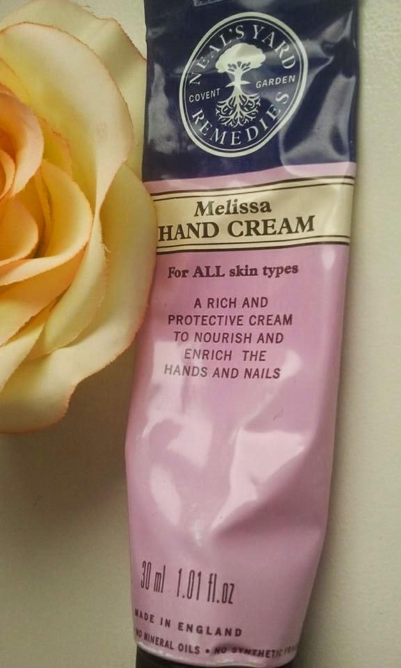 Melissa Hand Cream   Organic Hand Cream   Neal's Yard Remedies