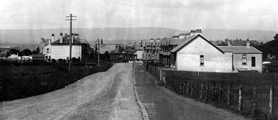Tour Scotland Old Photograph Glenpatrick Road Elderslie