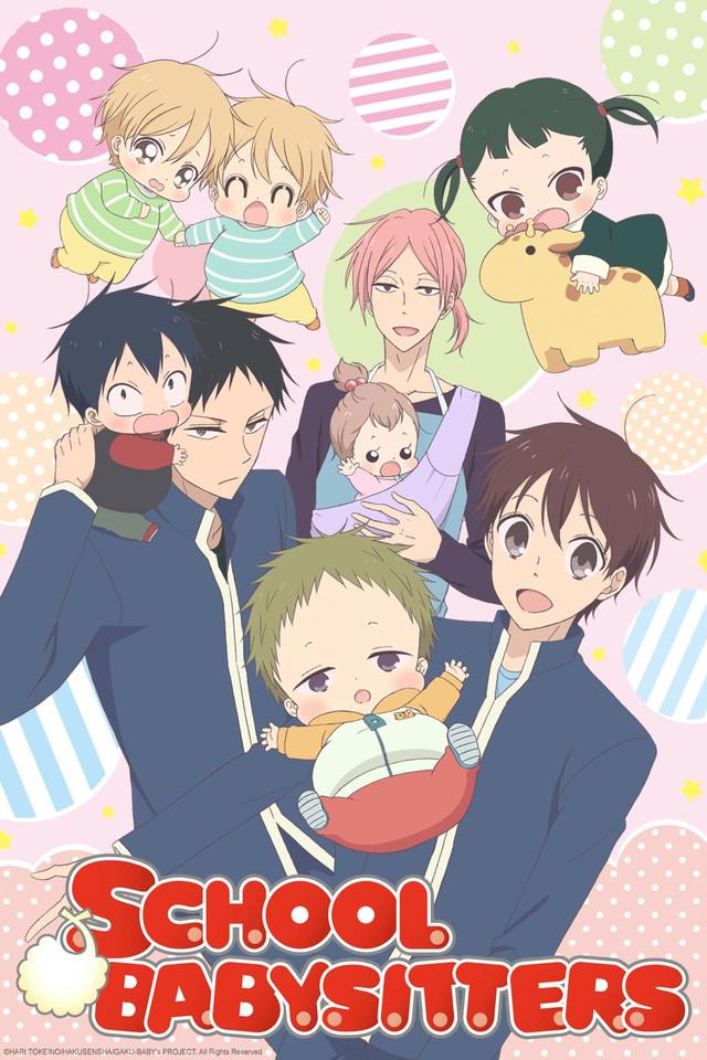 Gakuen Babysitters ost full version