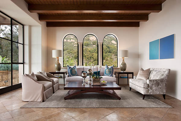Haus Design: A Beautiful Home In Santa Barbara