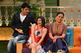 Mano Khan Blogg : The Kapil Sharma Show New Episode 5