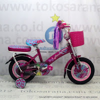 12 Inch Element Bonita Kids Bike