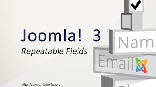 Create repeatable fields using Joomla! 3 sub-forms feature