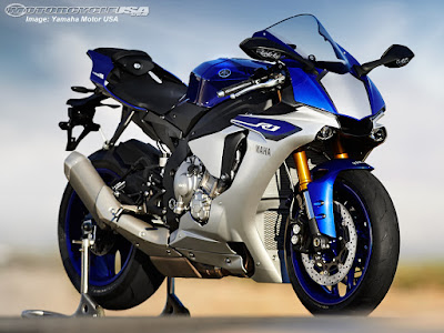 New Price Yamaha R1