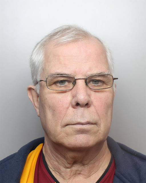 Colin Stubbs, 65, of Birkenshaw, jailed for 20 years for historical sex abuse of two young girls