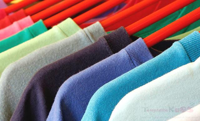 Tips Memilih Kaos Yang Berkualitas