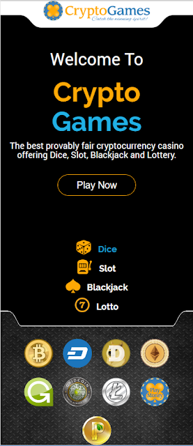 mobile cryptogames website
