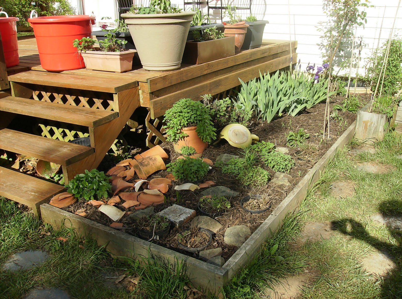 The Rusted Vegetable Garden