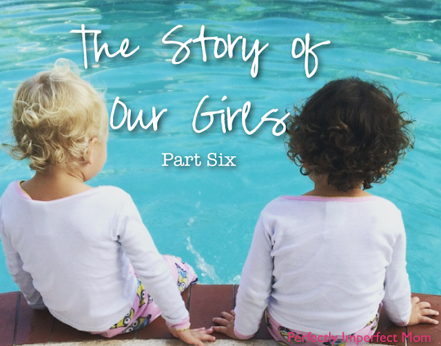 The Story of Our Girls: Traveling to California