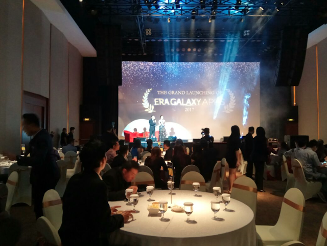 Grand Launching ERA Galaxy Apps