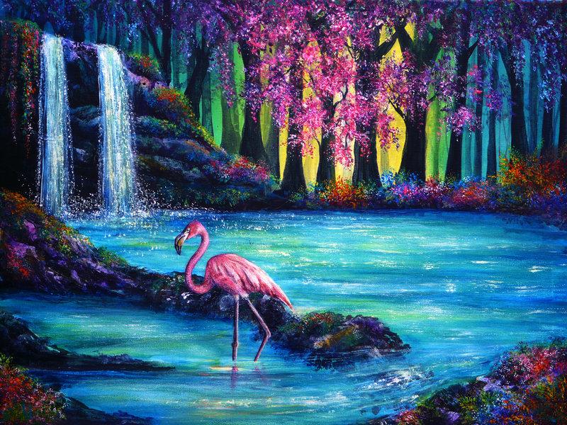 Ann Marie Bone e suas principais pinturas
