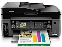 Epson WorkForce 610 Printers Drivers Download For Windows and Mac
