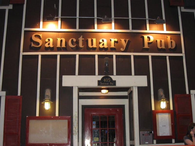 Doing Beer Justice: Sanctuary Pub - Iowa City, Iowa