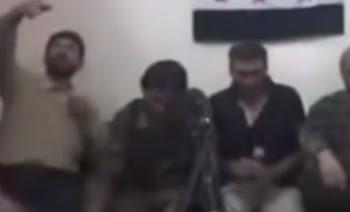 Σοκαριστικό βίντεο: Σύρος αντάρτης βγάζει selfie και ανατινάζεται!