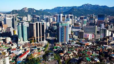 Seoul, Korea Selatan (26.100.000)