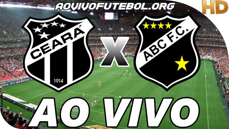 Assistir Ceará x ABC Ao Vivo em HD