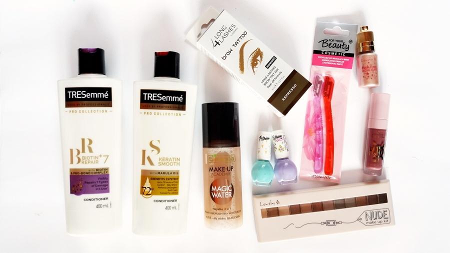 Polowanie w Rossmannie - promocja -55% na makijaż