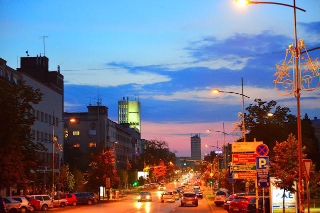 Novi Sad, Bulevar Mihajla Pupina #novisad