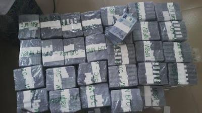 EFCC money Kaduna airport