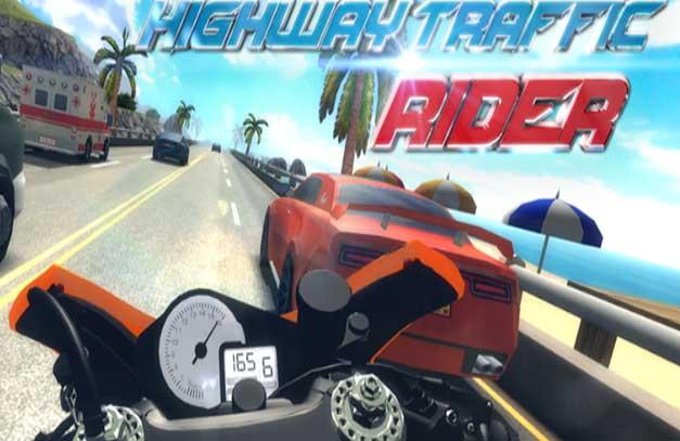 Highway Traffic Rider v1.6 APK