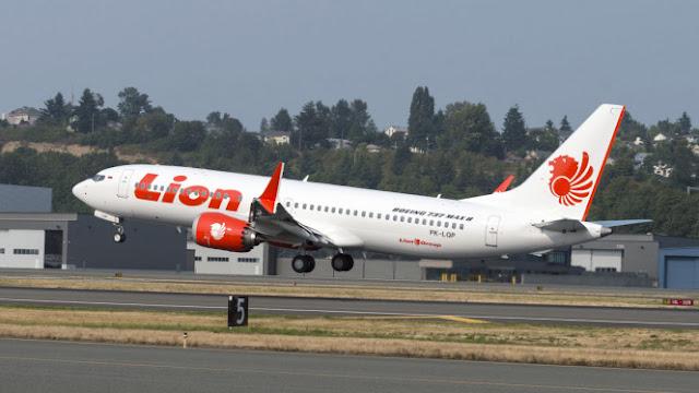 KNKT Tegaskan Simulasi Jatuhnya Lion Air JT 610 yang Beredar itu Hoax