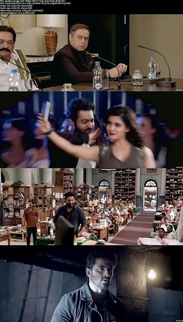 Janatha Garage 2016 DVRip 720p Dual Audio Hindi