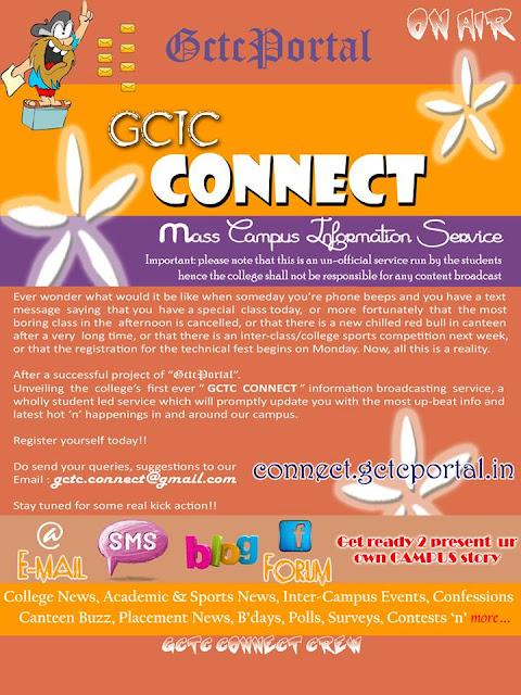 GCTC CONNECT