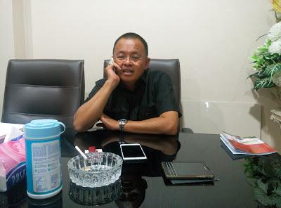 Wakil Ketua DPRD Sulut,  Wenny Lumentut