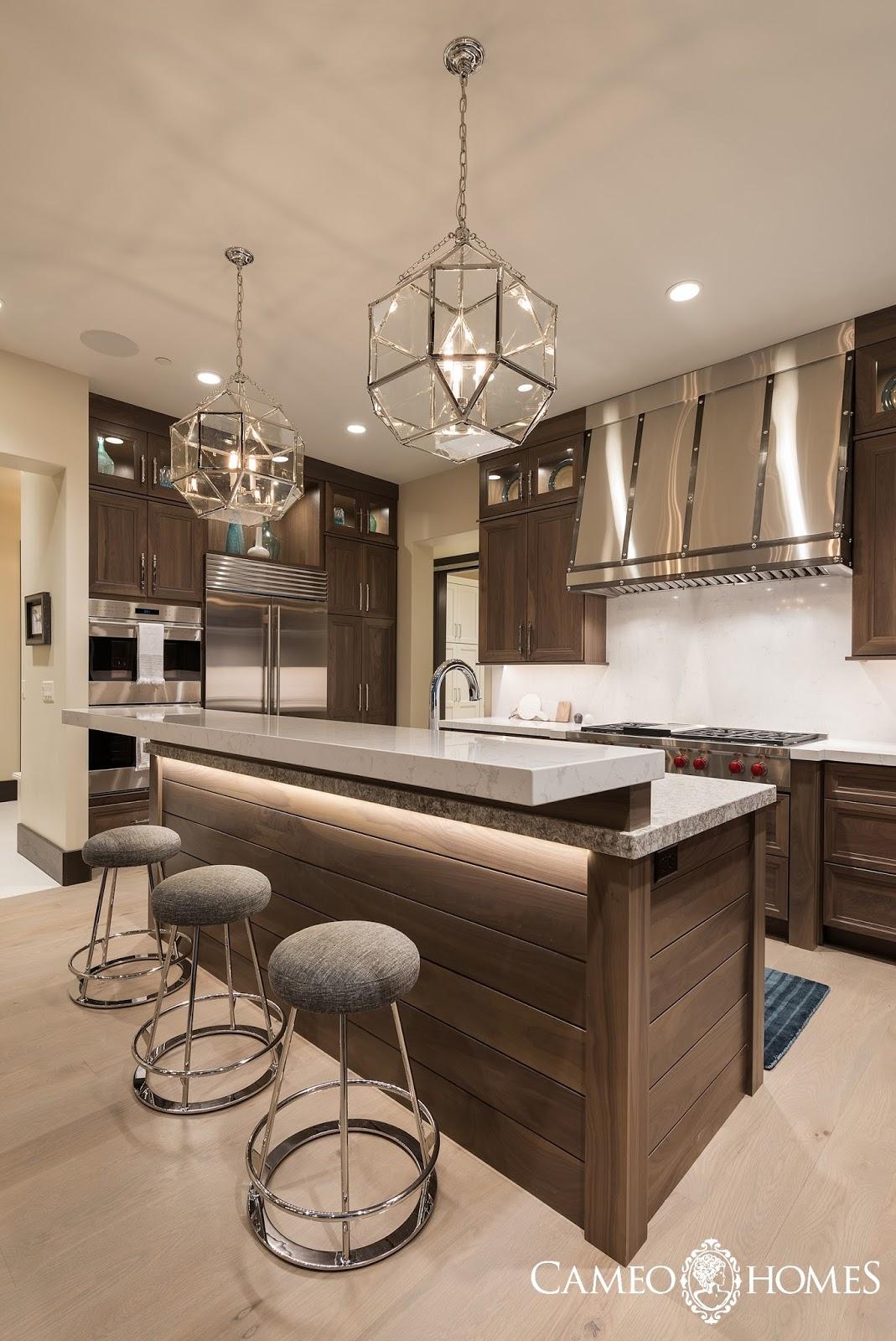 Modern Kitchen Interior Design: Sita Montgomery Interiors: The New Fork Project Kitchen