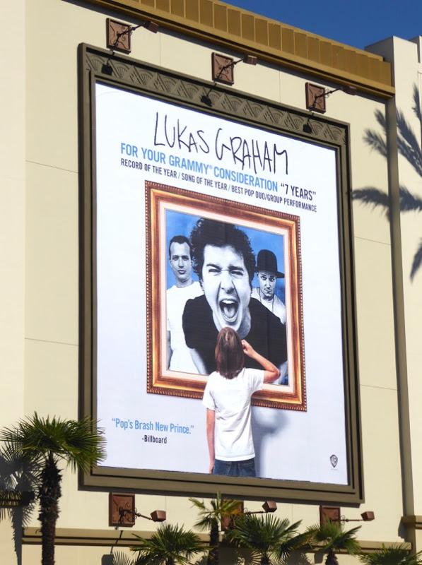 Lukas Graham 7 years Grammy consideration billboard
