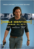 Doble identidad: Jaque al MI5 (2015) online y gratis