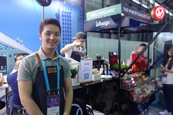 辭職創業賣咖啡!Wheelys 新創智慧咖啡車預計年底在台灣推出