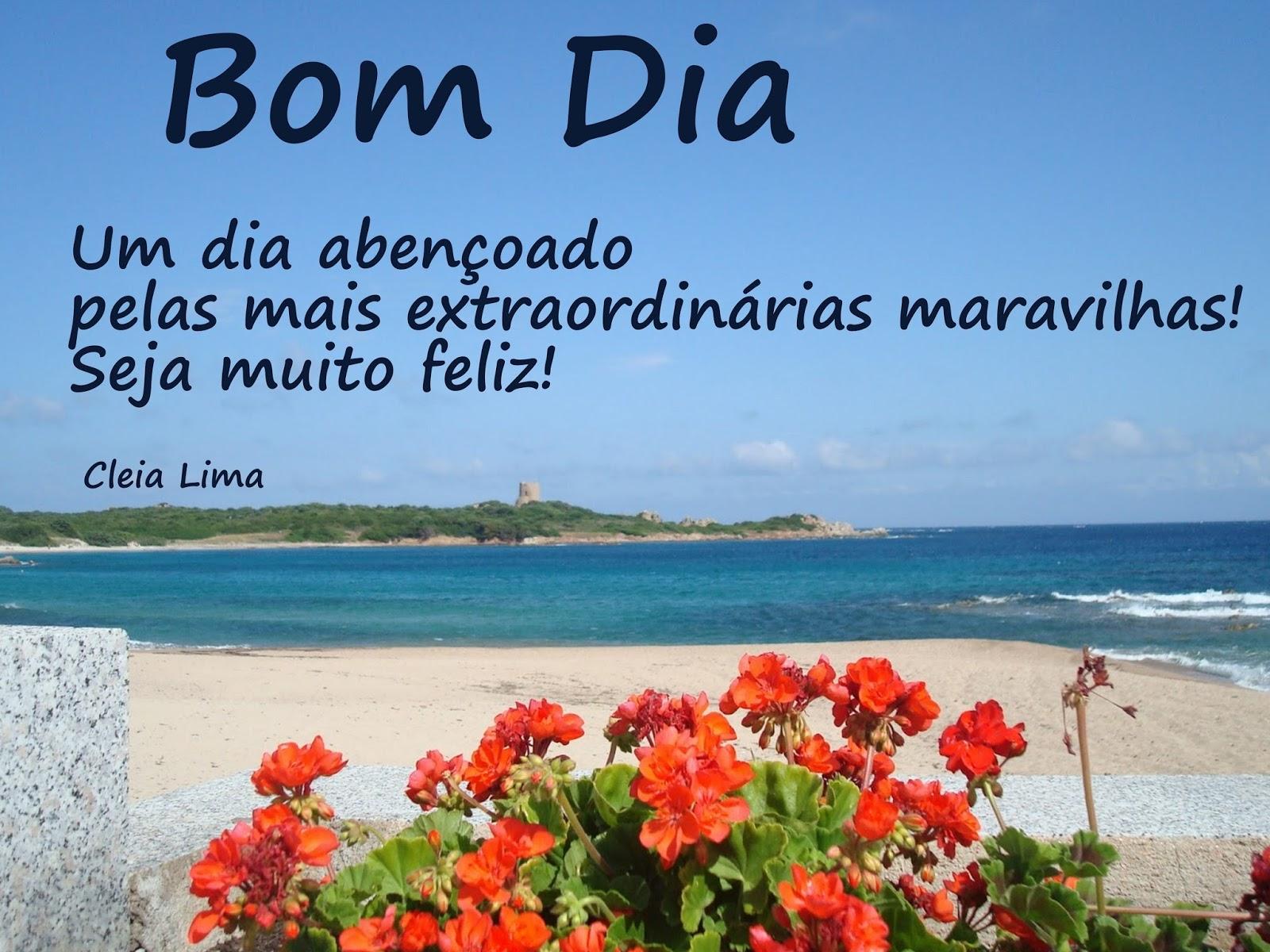 Muito Alegre Bom Dia: Cores & Sabores: Bom Dia E Seja Muito Feliz