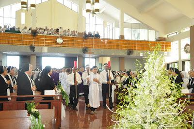 GP Bà Rịa: Thánh lễ an táng Cha Cố Phêrô Nguyễn Văn Giản - Ảnh minh hoạ 9