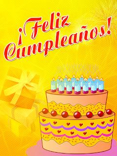Felicitaciones de Cumpleaños8