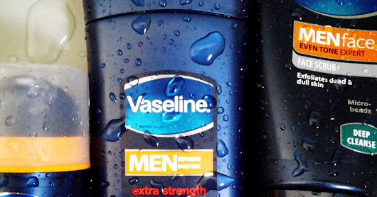 #GROOMING: The Vaseline MEN Face and Body Solutions Challenge - Results