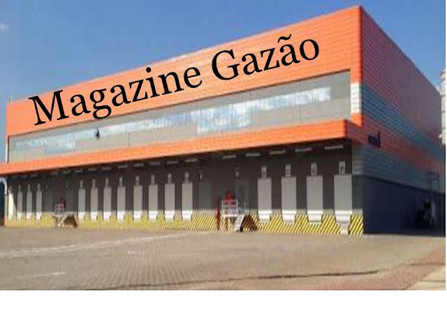 Magazine Gazão