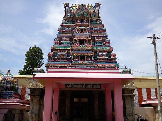 Sri Thiruthalinathar Temple Raja Gopuram