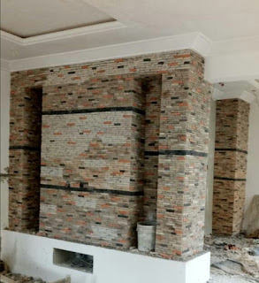 exterior antique bricks in portharcourt