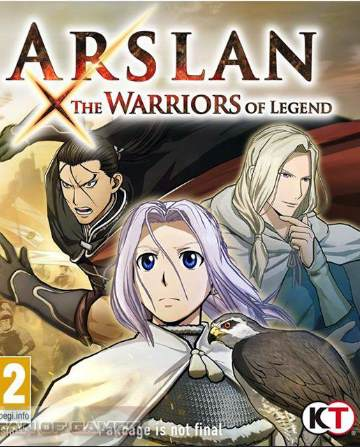 Descargar Arslan The Warriors of Legend pc full español mega y google drive