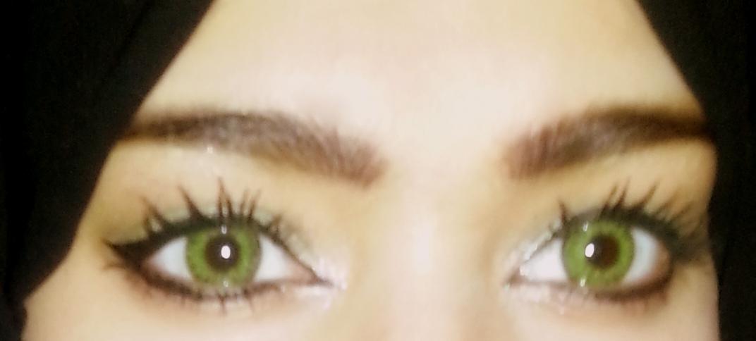 Update & Photos- My Longer Eyelashes Using Castor Oil ...