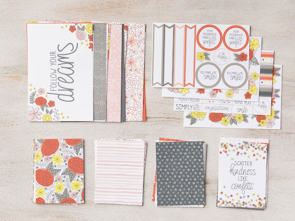 Stampin' Up! Watch It Wednesday - Memories & More Card Packs by Stampin' Up!