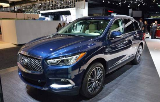2018 Infiniti QX60 Review and Release Date