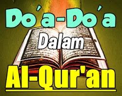 Bacaan Do'a-Do'a dari Al-Qur'an Arab + Latin dan Terjemahannya