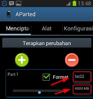 Mempartisi MicroSD Di Android