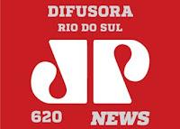 Rádio Jovem Pan News Difusora AM 620 de Rio do Sul SC
