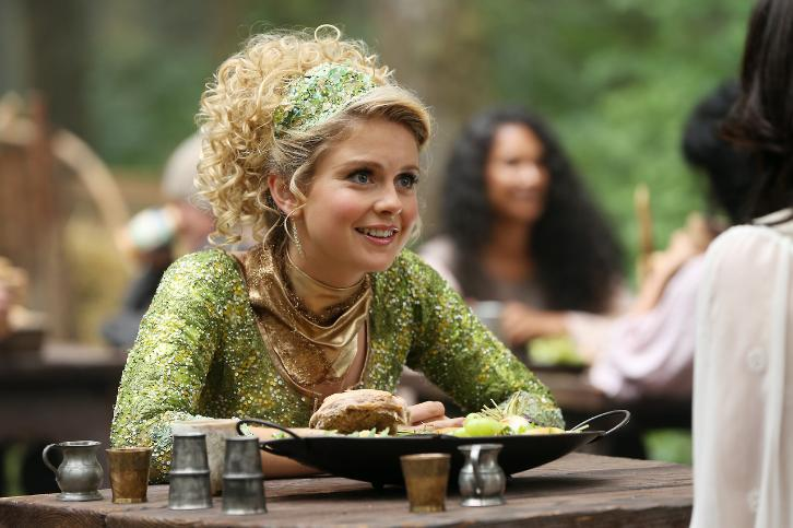 Once Upon a Time - Season 6 - Rose McIver Returning